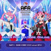 Japan Idol Group 22/7, Moona Hoshinova, Ayaka Ohashi, dan Lebih Banyak Lagi Musisi & Idol Favorit Tampil di Stage Virtual AFA! 50