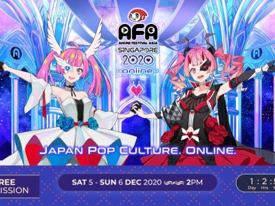 Japan Idol Group 22/7, Moona Hoshinova, Ayaka Ohashi, dan Lebih Banyak Lagi Musisi & Idol Favorit Tampil di Stage Virtual AFA! 49