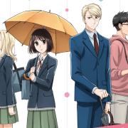 Anime Koi to Yobu ni wa Kimochi Warui Tayang Perdana pada April 2021 Mendatang 17