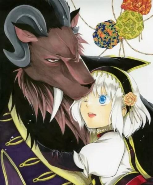 Manga Sacrificial Princess & the King of Beasts Dapatkan Anime TV 1