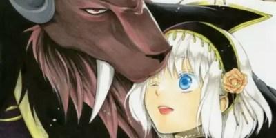 Manga Sacrificial Princess & the King of Beasts Dapatkan Anime TV 3
