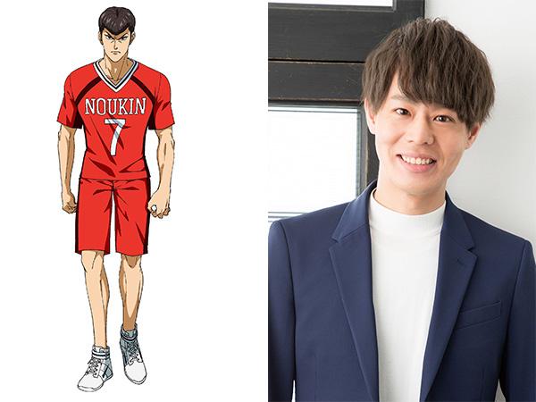 Anime Shakunetsu Kabaddi Umumkan Shinichirou Kamio, Wataru Komada, dan Ayumu Murase sebagai Pemeran Tambahan Baru 2