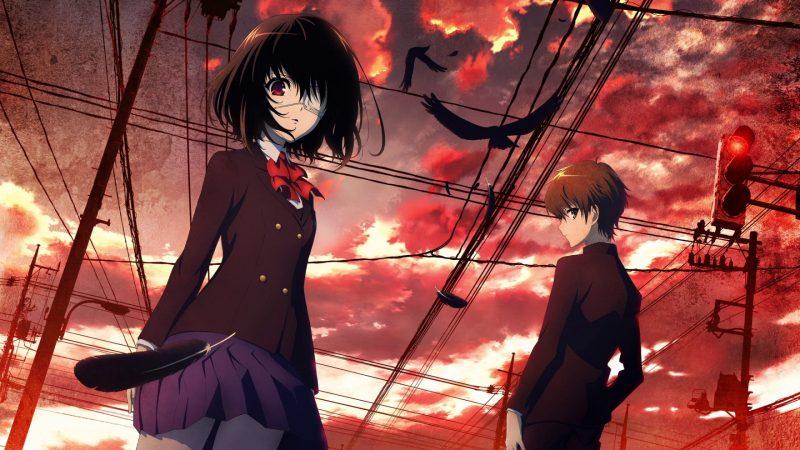 Manga Horror Another telah Mendapatkan Lisensi dari M&C! 1
