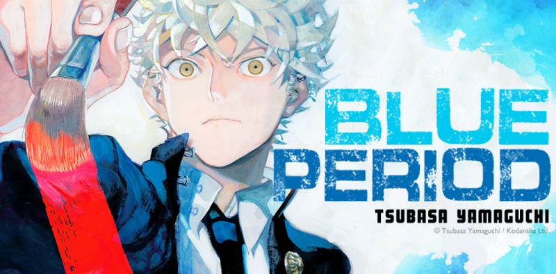 Manga Blue Period Dapatkan Adaptasi Anime Pada 2021! 1