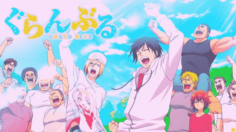 Manga Grand Blue Dreaming akan Dilanjutkan pada Bulan Maret 1