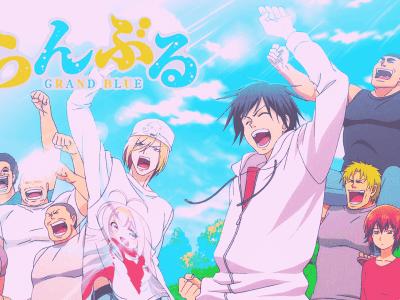 Manga Grand Blue Dreaming akan Dilanjutkan pada Bulan Maret 11
