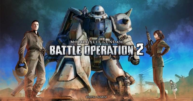 Gim PS5 Mobile Suit Gundam Battle Operation 2 Akan Rilis Pada 28 Januari 2021 1