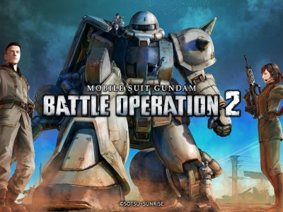 Gim PS5 Mobile Suit Gundam Battle Operation 2 Akan Rilis Pada 28 Januari 2021 33