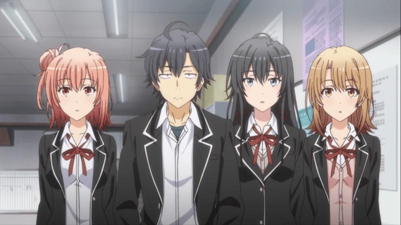 Oregairu Dapatkan OVA Baru Yang Akan Dibundel Dengan Game Barunya! 1