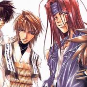 Arc 'Even a Worm' dari Manga Saiyuki akan Mendapatkan Adaptasi Anime TV 5