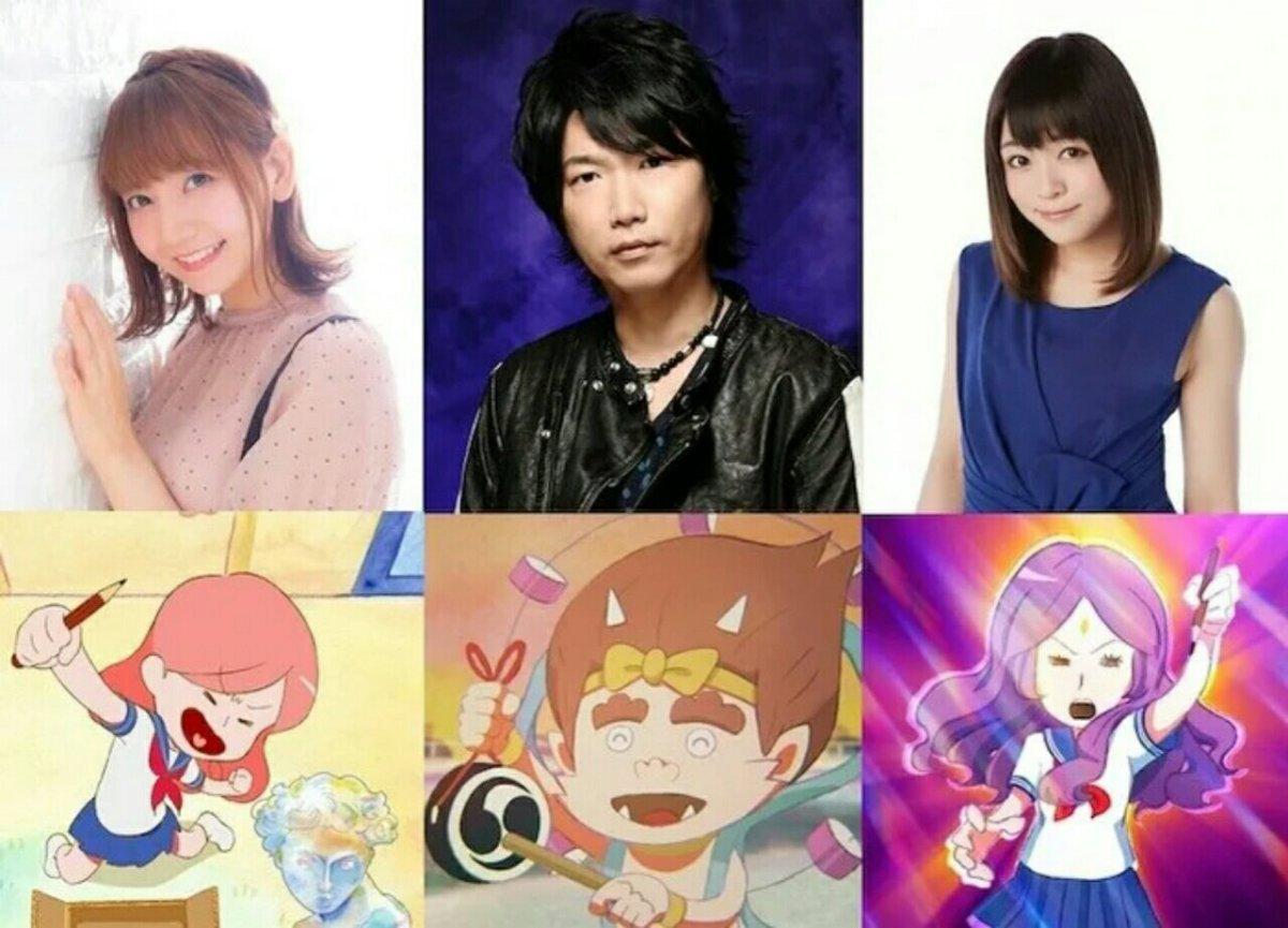 Video Klip Anime Oshiete Hokusai! Ungkap Lagu Pembuka dan Tanggal Debutnya 2