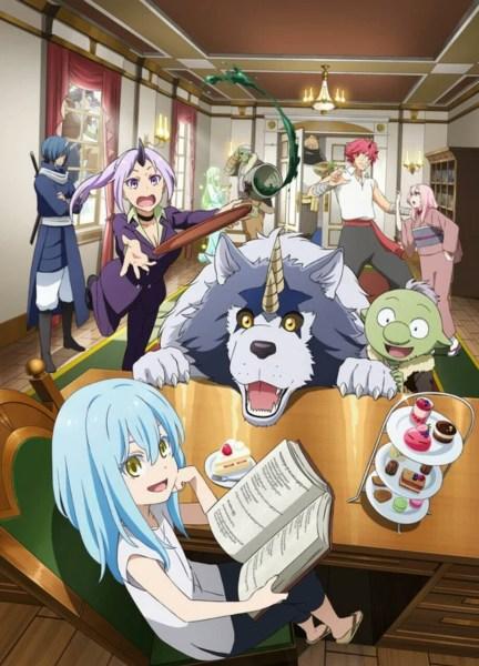 Anime Tensura Nikki Ungkap Key Visual Ke-2 dan Tanggal Tayang Perdananya 1
