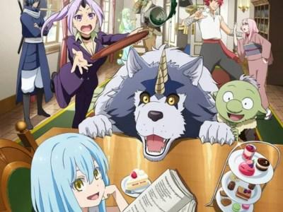Anime The Slime Diaries Ungkap Key Visual Ke-2 dan Tanggal Tayang Perdananya 7