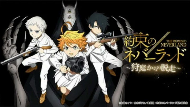 Game The Promised Neverland akan Diluncurkan pada Musim Semi 1