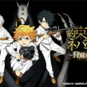 Game The Promised Neverland akan Diluncurkan pada Musim Semi 13