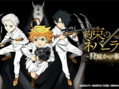 Game The Promised Neverland akan Diluncurkan pada Musim Semi 21