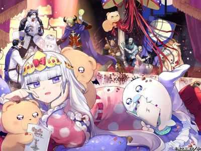 Maoujou de Oyasumi : Putri Yang Tidur Di Istana Raja Iblis? 2