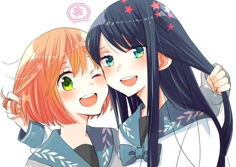 Manga Ano Kane wo Narasu no wa Sukunakutemo Omae ja nai akan Berakhir pada Bulan Maret 1