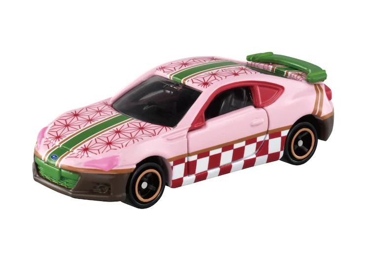 Kimetsu no Yaiba X Tomica Hadirkan Mainan Mobil Die-Cast Unik! 3