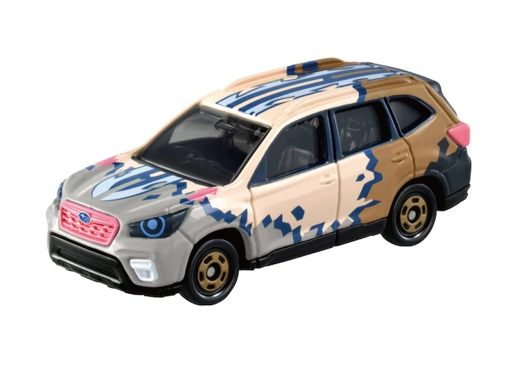 Kimetsu no Yaiba X Tomica Hadirkan Mainan Mobil Die-Cast Unik! 5
