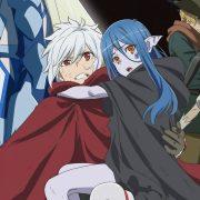 Musim ke-4 Anime DanMachi akan Tayang pada Tahun 2022 9