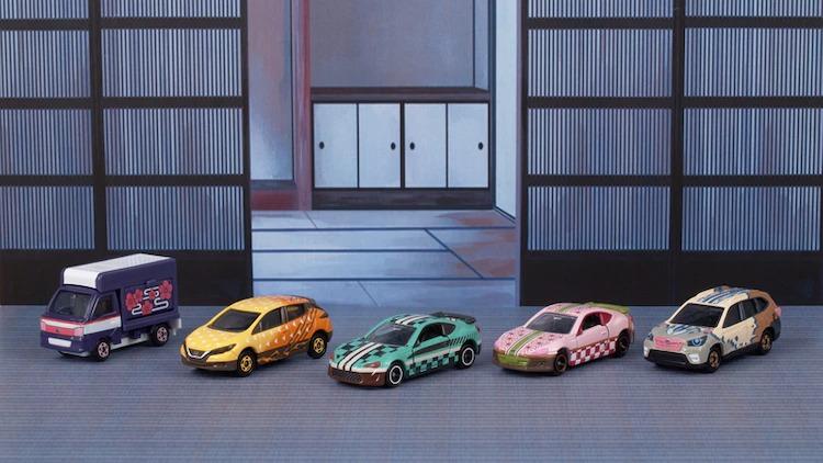 Kimetsu no Yaiba X Tomica Hadirkan Mainan Mobil Die-Cast Unik! 1