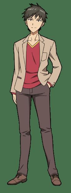 Pemeran dan Staf untuk Anime Boku-tachi no Remake Akhirnya Dimumkan 6