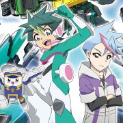 Anime TV Shinkansen Henkei Robo Shinkalion Z the Animation akan Mulai Tayang pada Bulan April 17