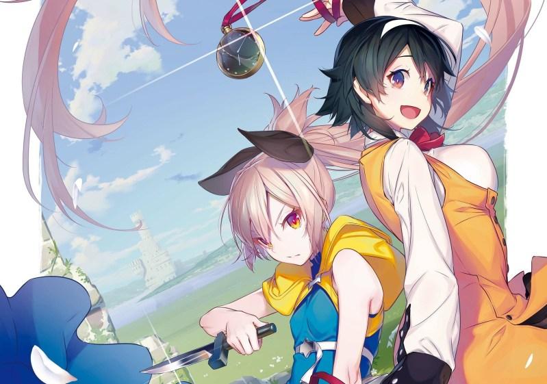 Novel Ringan Shokei Shoujo no Virgin Road Resmi Mendapatkan Adaptasi Anime TV 1