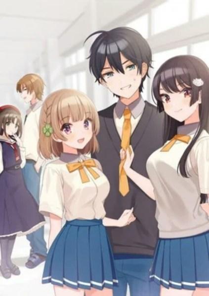 Anime Osananajimi ga Zettai ni Makenai Love Comedy Ungkap Tanggal Tayangnya dan Desain Karakternya 1