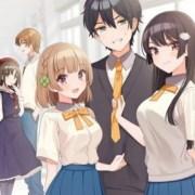 Anime Osananajimi ga Zettai ni Makenai Love Comedy Ungkap Tanggal Tayangnya dan Desain Karakternya 2
