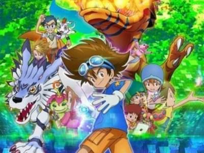 Wolpis Carter dan Orangestar Membawakan Lagu Penutup Baru Anime Digimon Adventure: 2