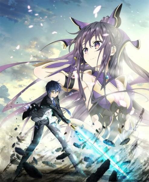 Anime Date A Live IV akan Debut pada Bulan Oktober dengan Studio dan Staf Baru 1