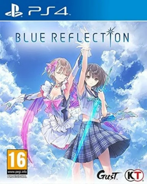 Anime TV Blue Reflection Ray Diperankan oleh Yuka Takakura dan Hitomi Ohwada 1