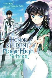 Anime TV The Honor Student at Magic High School Ungkap Seiyuu, Staf, dan Video Promosi 2