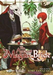 Manga The Ancient Magus' Bride Dapatkan Anime Baru dengan Studio Baru 2