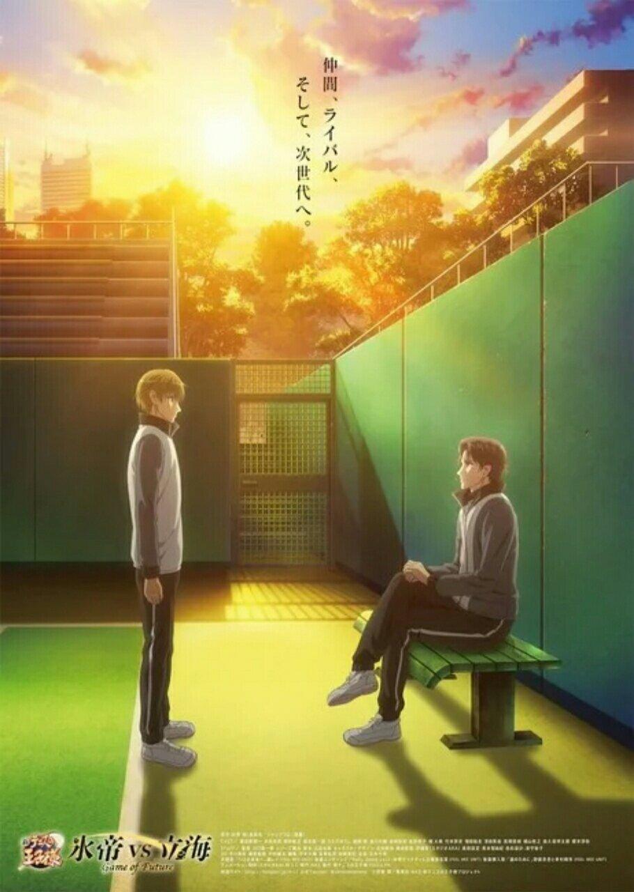 Bagian Kedua Anime The New Prince of Tennis: Hyōtei vs. Rikkai Ungkap Video Promosi dan Lagu Penutup 2