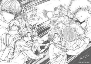 Bagian Kedua Anime The New Prince of Tennis: Hyōtei vs. Rikkai Ungkap Video Promosi dan Lagu Penutup 4