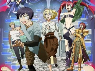 Anime 'Full Dive: This Ultimate Next-Gen Full Dive RPG Is Even Sh***ier than Real Life!' Mengungkap Penyanyi Lagu Tema dan Tanggal Debutnya 50
