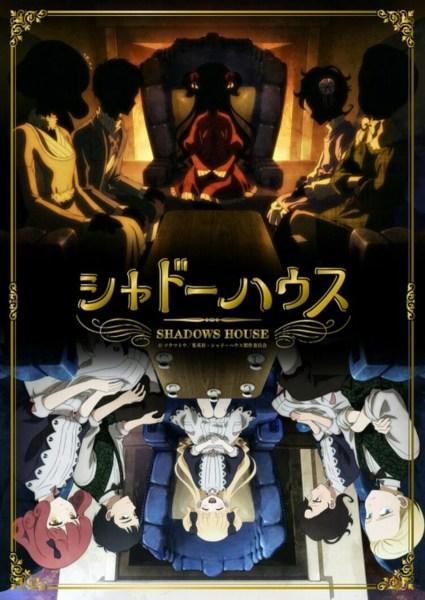 Anime Shadows House Ungkap Seiyuu & Staf Lainnya, Penyanyi Lagu Penutup, Tanggal Debut, dan Visual Barunya 1