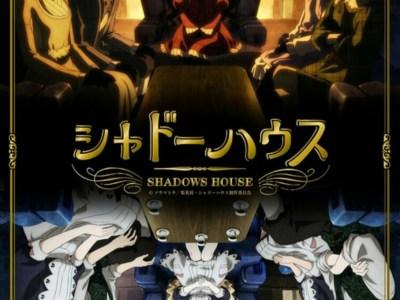 Anime Shadows House Ungkap Seiyuu & Staf Lainnya, Penyanyi Lagu Penutup, Tanggal Debut, dan Visual Barunya 187