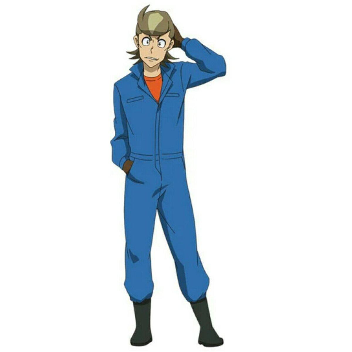 Anime Shinkansen Henkei Robo Shinkalion Z Diperankan oleh Sayaka Senbongi, Satomi Moriya, Fumihiro Okabayashi 4