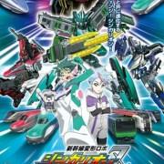 Anime Shinkansen Henkei Robo Shinkalion Z Diperankan oleh Sayaka Senbongi, Satomi Moriya, Fumihiro Okabayashi 49