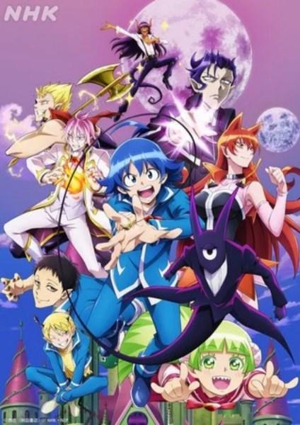 Amatsuki akan Membawakan Lagu Penutup untuk Season Kedua Anime 'Welcome to Demon School, Iruma-kun' 1
