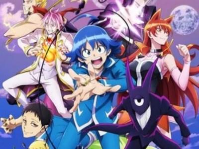 Amatsuki akan Membawakan Lagu Penutup untuk Season Kedua Anime 'Welcome to Demon School, Iruma-kun' 15