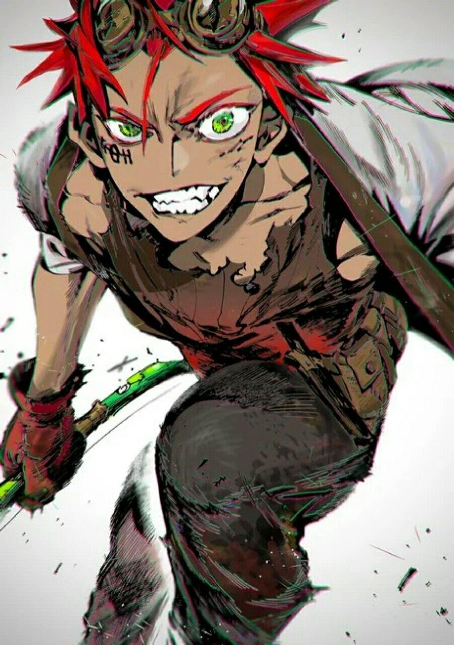 Manga Sabikui Bisco Dapatkan Bagian Kedua dengan Artis Baru 2