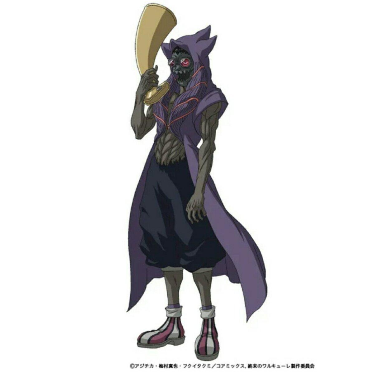 Anime Record of Ragnarok Ungkap 12 Anggota Seiyuu, Visual, Penyanyi Lagu Penutup 6