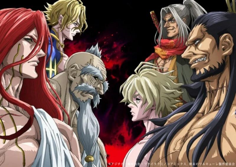 Anime Record of Ragnarok Ungkap 12 Anggota Seiyuu, Visual, Penyanyi Lagu Penutup 1