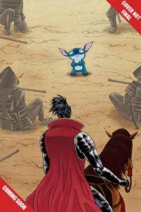 Hiroto Wada telah Mengakhiri Manga Stitch and the Samurai dan akan Meluncurkan Seri Baru pada Bulan April 2