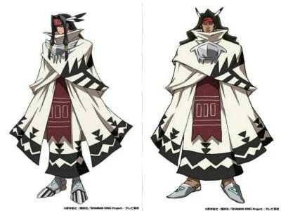 Anime Shaman King Baru Diperankan oleh Hikaru Midorikawa dan Eiji Hanawa 7